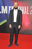 """Simon Gillis at the 65th BFI London Film Festival """"The Power Of The Dog"""" American Express gala, Royal Festival Hall, Belvedere Road, on Monday 11th October 2021, in London, England, UK. <br /> CAP/CAN<br /> ©CAN/Capital Pictures"""