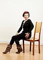 Jane Wenham-Jones novelist and writer  of Perfect Alibis.  CREDIT Geraint Lewis