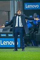 inter-juventus - Milano 2 febbraio 2021 - semifinale coppa italia - nella foto: conte antonio