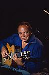 Laurindo Almeida. Aug 1984 : Laurindo Almeida performing in Tokyo, Japan.