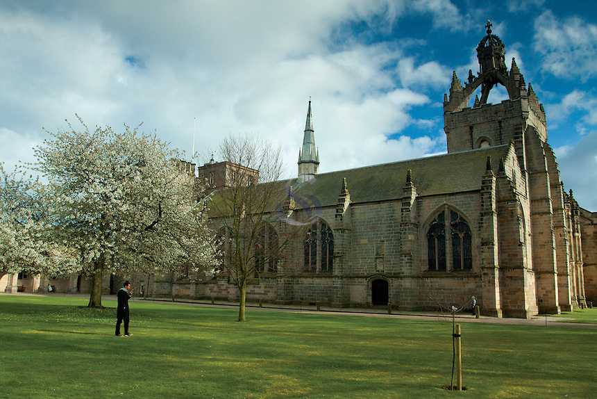 Kings College, Aberdeen