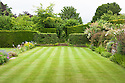 Bowling Lawn, Upton Grey, mid July.