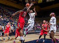 CAL (W) Basketball vs. Arizona, February 14, 2014