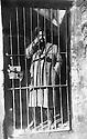Iraq 1951.Sheikh Latif in the jail of Hilla, on may 2nd.Irak 1951.Sheikh Latif dans la prison d'Hilla le 2 mai