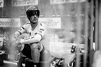 Markel Irizar (ESP/Trek-Segafredo) waiting for his turn to roll out<br /> <br /> 104th Tour de France 2017<br /> Stage 20 (ITT) - Marseille › Marseille (23km)
