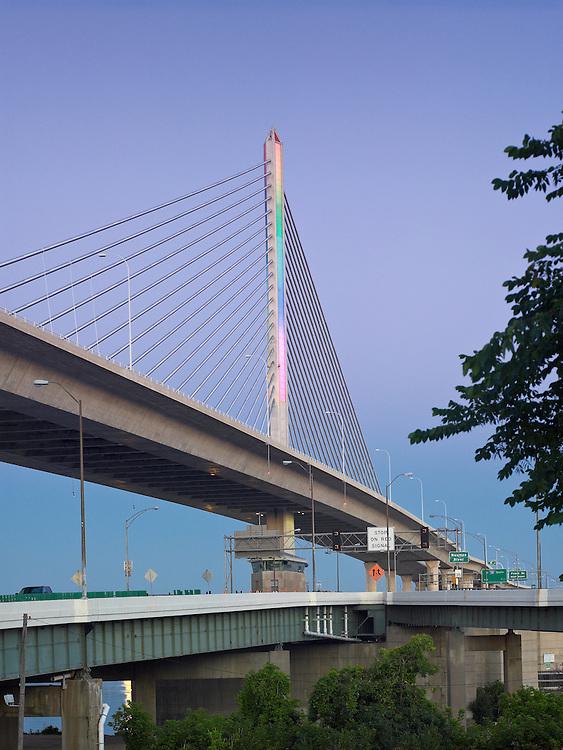 Veteran's Glass City Skyway Bridge | Architect: HNTB