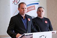 Martin Lauzon, FCN, 8 Septembre 2015.<br /> <br /> PHOTO : Agence Quebec Presse