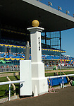 09 September 20: A scene from around the track on Woodbine Mile day at Woodbine Racetrack in Rexdale, Ontario.