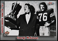George McGowan-JOGO Alumni cards-photo: Scott Grant
