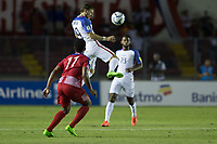 Panama City, Panama - March 28, 2017: The U.S. Men's National team and Panama played to a 1-1 tie in a 2018 World Cup Qualifying Hexagonal match at Estadio Rommel Fernandez.