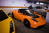 Istanbul, Turkey<br /> March 11, 2011<br /> <br /> Jumping in to his orange Tesla Roadster 2.5 in the garage of his luxury car collection Ali Ibrahim Agaoglu, age 56, is the chairman of 25-year-old Agaoglu Group, a builder of hotels, resorts, and ski lodges in Turkey; also one of Turkey's biggest housing providers. Even during 2009 downturn, was moving ahead with plans to eventually build 24,000 houses in four projects in Istanbul. Net worth according to Forbes Magazine on March 10, 2011 is $2 billion US; owns 90 million square feet of developable land on western coast of Turkey and continues to buy up parcels opportunistically. His Istanbul residential estate project called My City Bahcelievler sold 300 units in 3 days in mid-February. Announced plans to invest $2 billion in tourism projects including hotels and malls. Started working right after high school. Divorcee's so-called playboy antics with bikini-clad younger women closely tracked by local media. Hops around in his $4.5 million Bell 430 helicopter.  Passionate about luxury cars, has a Lamborghini, two Bentleys and a Ferrari California.