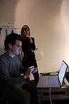 WHITE SPIRIT....Choregraphie : Sylvia Hillard..Avec :..Sylvia Hillard..Cadre : Cursus Transforme, fenetre sur cour(s)..Lieu : Fondation Royaumont..Ville : Asniere sur Oise..Le : 13 12 2009..© Laurent PAILLIER / photosdedanse.com..All rights reserved
