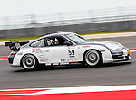 Mark Brouse (59) in action during the V8 Supercars and the Porsche GT3 Cup cars practice sessions at the Circuit of the Americas race track in Austin,Texas. ..