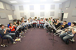 Brass Band Practice Rooms