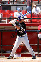 Aaron Schultz - 2009 Texas Christian Horned Frogs playing against the San Diego State Aztecs at Tony Gwynn Stadium, San Diego, CA - 04/25/2009 .Photo by:  Bill Mitchell/Four Seam Images