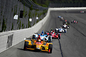 Verizon IndyCar Series<br /> ABC Supply 500<br /> Pocono Raceway, Long Pond, PA USA<br /> Sunday 20 August 2017<br /> Ryan Hunter-Reay, Andretti Autosport Honda<br /> World Copyright: Scott R LePage<br /> LAT Images<br /> ref: Digital Image lepage-170820-poc-8306