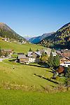 Austria, East-Tyrol, High Tauern National Park, Sankt Jakob in Defereggen, district Maria Hilf | Oesterreich, Osttirol, Nationalpark Hohe Tauern, St. Jakob in Defereggen, Ortsteil Maria Hilf