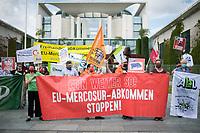 2020 06 29 Wirtschaft | EU-Mercosurabkommen | Protest