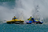 """Frame 25: Andrew Tate, H-300 """"Pennzoil"""", Donny Allen, H-14 """"Legacy 1""""       (H350 Hydro)"""