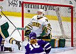 2020-02-02 NCAA: Holy Cross at Vermont Women's Ice Hockey