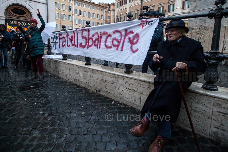 Unknown, Activist and Citizen.<br /> <br /> Rome, 01/05/2019. This year I will not go to a MayDay Parade, I will not photograph Red flags, trade unionists, activists, thousands of members of the public marching, celebrating, chanting, fighting, marking the International Worker's Day. This year, I decided to show some of the Workers I had the chance to meet and document while at Work. This Story is dedicated to all the people who work, to all the People who are struggling to find a job, to the underpaid, to the exploited, and to the people who work in slave conditions, another way is really possible, and it is not the usual meaningless slogan: MAKE MAYDAY EVERYDAY!<br /> <br /> Happy International Workers Day, long live MayDay!