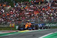 July 4th 2021; Red Bull Ring, Spielberg, Austria; F1 Grand Prix of Austria, race day;  04 NORRIS Lando (gbr), McLaren MCL35M