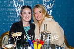 Enjoying the evening in Molly J's on Friday, l to r: Aisling Nickelson and Denise Long (Tralee).