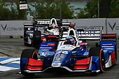 Verizon IndyCar Series<br /> Chevrolet Detroit Grand Prix Race 2<br /> Raceway at Belle Isle Park, Detroit, MI USA<br /> Sunday 4 June 2017<br /> Takuma Sato, Andretti Autosport Honda<br /> World Copyright: Scott R LePage<br /> LAT Images<br /> ref: Digital Image lepage-170604-DGP-9677