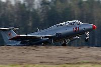 Aero L29 Delfin / LN-ADA<br /> Russian Warbirds of Norway