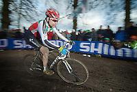 Simon Zahner (CHE)<br /> <br /> 2014 UCI cyclo-cross World Championships, Elite Men