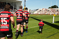 The Canterbury team runs out for the Mitre 10 Cup rugby match between Canterbury and Auckland at Orangetheory Stadium in Christchurch , New Zealand on Sunday, 15 November 2020. Photo: Martin Hunter / lintottphoto.co.nz