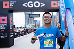 Winner - Bloomberg Square Mile Relay Shanghai 2017