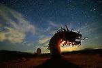 Ricardo Breceda's Serpent #2, Borrego Springs, CA