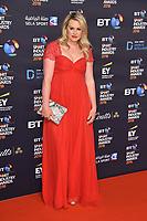 Chemmy Alcott<br /> arriving for the BT Sport Industry Awards 2018 at the Battersea Evolution, London<br /> <br /> ©Ash Knotek  D3399  26/04/2018