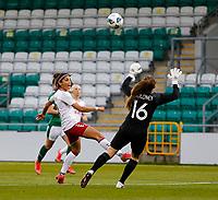 2021 Womens Friendly Football Ireland v Denmark Apr 8th