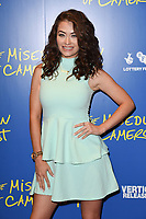 """Jess Impiazzi<br /> arriving for the premiere of """"The Miseducation of Cameron Post"""" screening at Picturehouse Central, London<br /> <br /> ©Ash Knotek  D3424  22/08/2018"""