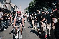 Alberto Contador (ESP/Trek-Segafredo) rolling in<br /> <br /> 104th Tour de France 2017<br /> Stage 16 - Le Puy-en-Velay › Romans-sur-Isère (165km)