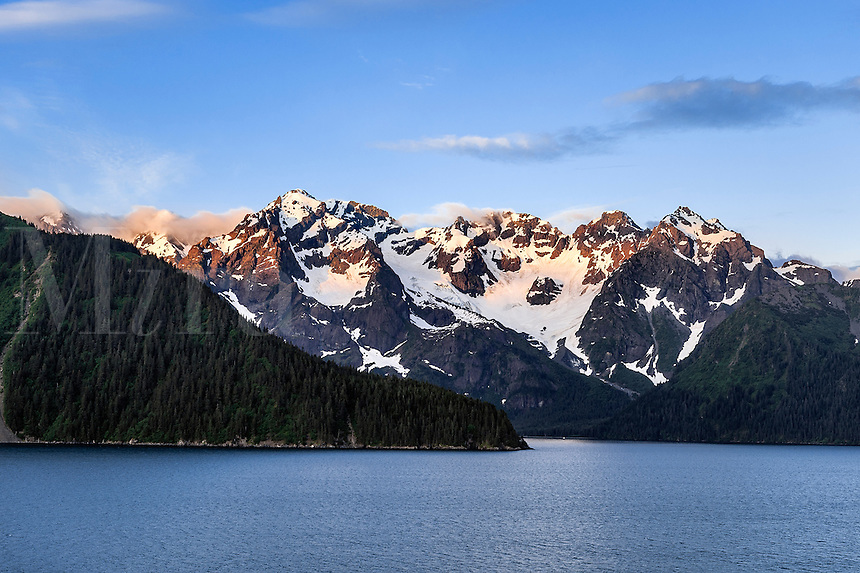 Resurrection Bay, Seward, Alaska, USA