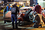 Feb 09, 2011; 7:17:36 PM; Gibsonton, FL., USA; The Lucas Oil Dirt Late Model Racing Series running The 35th annual Dart WinterNationals at East Bay Raceway Park.  Mandatory Credit: (thesportswire.net)