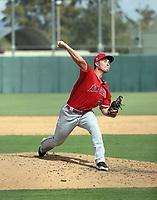 Brett Kerry - 2021 AIL Angels (Bill Mitchell)