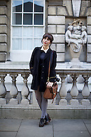 Street Style Photograph