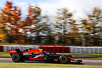 10th October 2020, Nuerburgring, Nuerburg, Germany; FIA Formula 1 Eifel Grand Prix, Qualifying sessions;  33 Max Verstappen NLD, Aston Martin Red Bull Racing