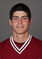 STANFORD, CA - NOVEMBER 11:  Mark Appel of the Stanford Cardinal during baseball picture day on November 11, 2009 in Stanford, California.