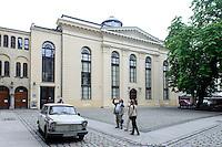 Synagoge in  in Wroclaw (Breslau), Woiwodschaft Niederschlesien (Województwo dolnośląskie), Polen, Europa<br /> Synagogue in Wroclaw,  Poland, Europe