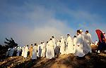 Samaria, Samaritan pilgrimage To Mount Gerizim done on Passover, Shavuot and Succot holidays&#xA;<br />