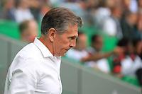 25th September 2021; Saint-Etienne Stade Geoffroy Guichard, France; AS Saint-Etienne versus OGC Nice; Claude Puel ASSE Coach