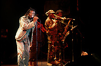 File Photo circa 1995 - Montreal (QC) CANADA -  Lucky Dube