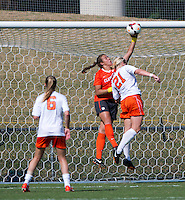Virginia Women's Soccer vs. Clemson, October 6, 2013