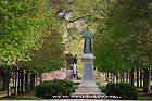May 6, 2011; Main Quad..Photo by Matt Cashore/University of Notre Dame