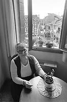 - Venezia, comunità per anziani autogestita (Settembre 1980) <br /> <br /> - Venice, self-managed elderly community (September 1980)